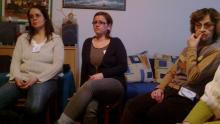 First Focus Group in Hungary2