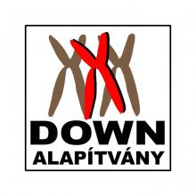Logo of Hungarian Down Foundation